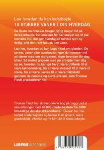 Arbejdsglæde bog skrevet af Thomas Flindt